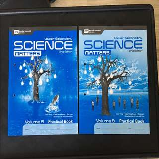 Lower Secondary Science Matters - 2nd Edition