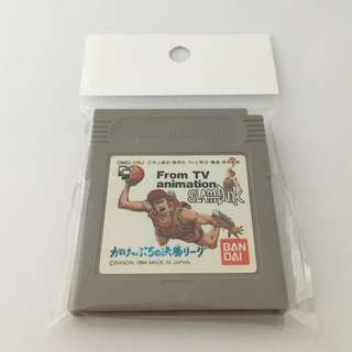 [RARE] Slam Dunk: From TV Animation - Game Boy (JAPANESE VINTAGE)