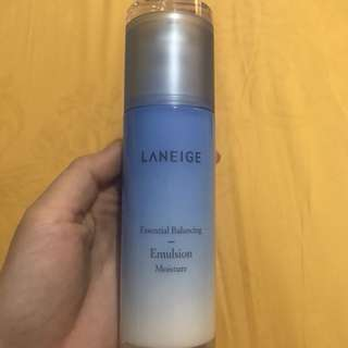 "LANEIGE "" essential balancing emulsion moisture """