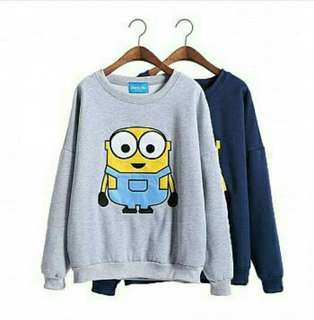 Sweater minion