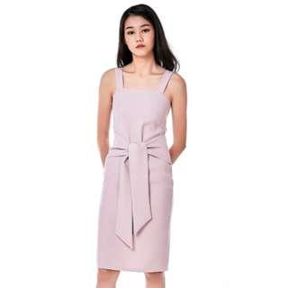 The Editor's Market Melia Midi Dress