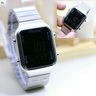 Jam tangan Iphone Digital