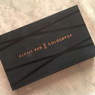 Colourpop x Alexis Ren