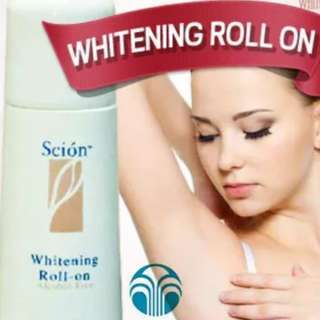 Effective whitening deo (no stain)