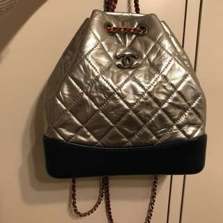 Chanel Gabrielle back pack