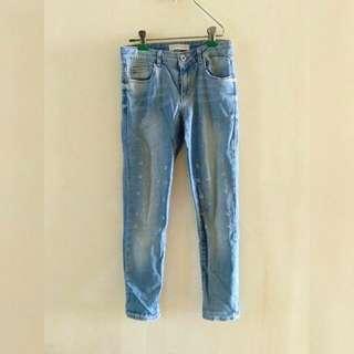 Jeans ZARA kecee
