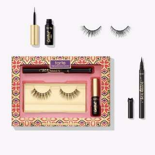 Tarte limited-edition sex kitten squad lash & line set