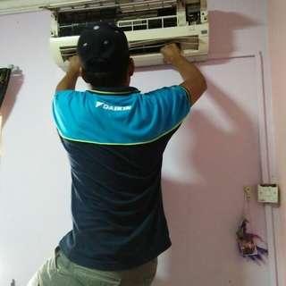 Service,  repair & install