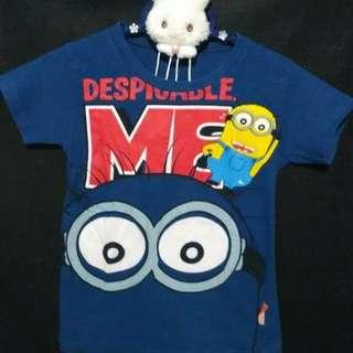 ❤ Kaos Minion Depicable Me