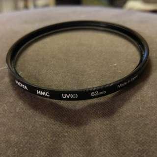 HOYA 62mm UV(C)