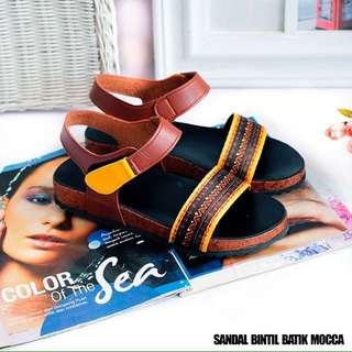 Sandals Batik (Grosir)