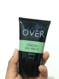 Make over corrective base makeup