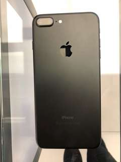 Iphone 7Plus 128gb black