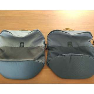 Bicycle Rear Pannier - One Pair
