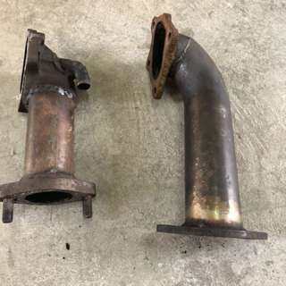 Pipe Outlet Turbo Toyota Starlet Ct9, Ct9a dan Ct12