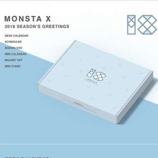 Onhand MONSTA X SG 2018