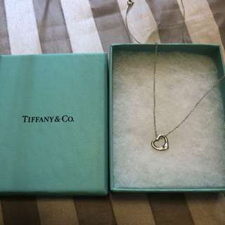 Tiffany 925 necklace 100%real