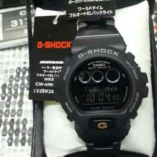 Gshock GW 6900BC-1JF