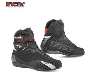 TCX rush waterproof riding shoes