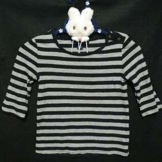 ❤ Kaos GAP Kids Stripes