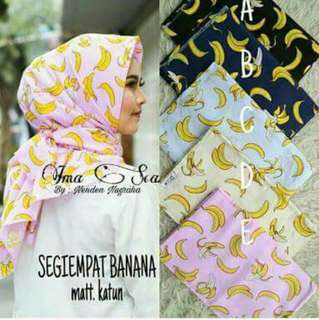 Hijab banana