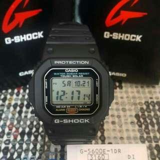 G-Shock G 5600E-1DR