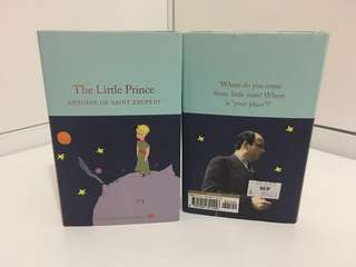 The Little Prince硬皮書