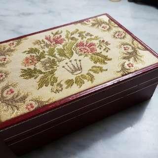 Vintage Rolex Ladies President Watch Box.