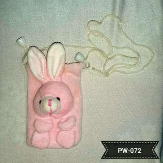 Pink Rabbit Sling
