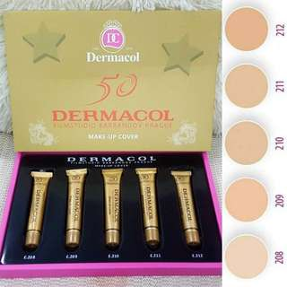 DERMACOL 5 IN 1 MAKEUP COVER