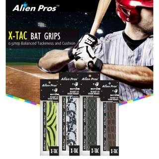 Alien Pros Designer Grips for baseball (pre-order)