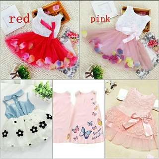 Baby and Kids Dress