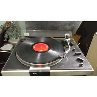 JVC JL-A40 Direct-Drive Auto Return Turntable 黑膠唱盤