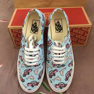 Vans authentic slim (spring), ORIGINAL