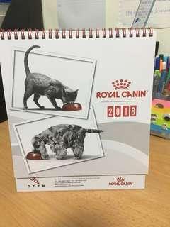 2018 pets calendar