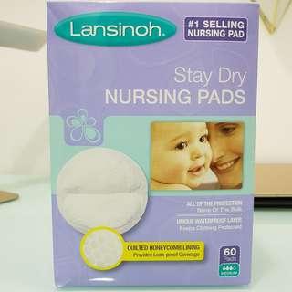 Lansinoh Disposable Nursing Pads / Breast Pads 60 pcs