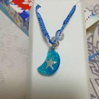 ✨全新海星藍色手鏈