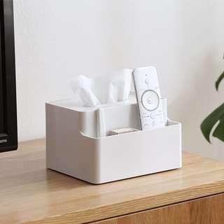 Tissue Multi Holder! Tissue Box Cover Organizer Organiser