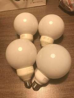 Phillips LED 18W 20W 9.5cm lightbulb
