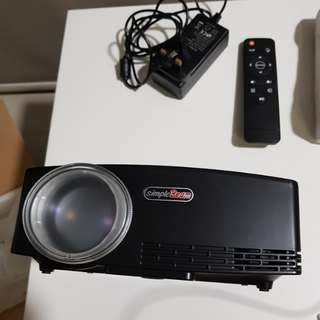 Brand New Mini Projector
