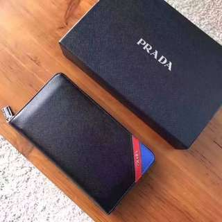 (Ready Stock) Prada Men's Wallet