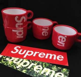Supreme茶杯set