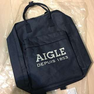 Aigle backpack (日本購入)