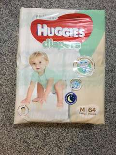 Huggies Diapers size M