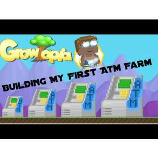 Growtopia ATMS / growtopia atm / diamond locks / world locks