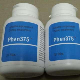 FAMOUS PHEN375 +  REDUCE INTAKE + BURNS + SLIMMING LOSE WEIGHT DIET -