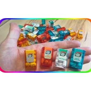 Mini Tic Tac ( limited edition mini tictac )