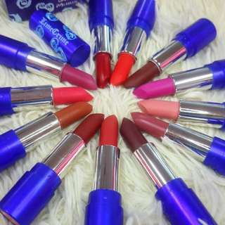 12 PCS - LIME CRIME LIPSTIK ROLL MATTE