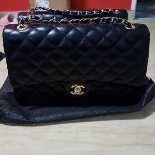 Chanel Large Lambskin
