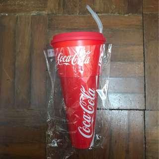 可口可樂 小食 飲品 杯